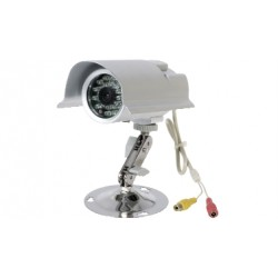 TELECAMERA DAY&NIGHT PER ESTERNI IP-63 CCD SHARP 420TVL