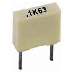CONDENSATORE 2.200 Pf 100 V POLIESTERE PASSO 5mm 0,0022µF (2n2 )