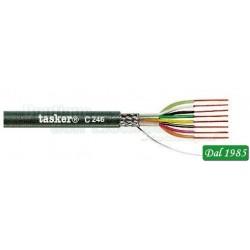 CAVO SCHERMATO LIYCY C246 8X0,14mm² TASKER