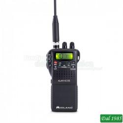 RADIOTRASMETTITORE PORTATILE ALAN 42 DS C1267