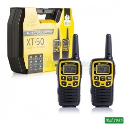 WALKIE TALKIE MIDLAND XT50 ADVENTURE C1178.01