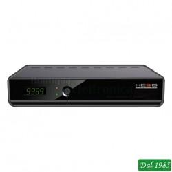 DECODER DIGITALE TERRESTRE DVB-T2 FULL HD 1080P CON USB & TIME SHIFT