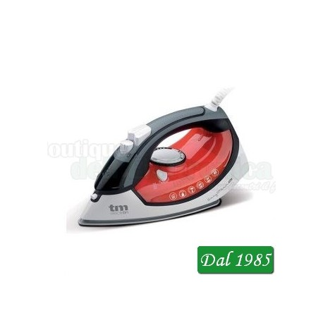 FERRO DA STIRO STEAM IRON 2200 WATT 230 VOLT LUNGHEZZA CAVO 2 METRI