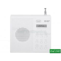 RADIO DIGITALE DAB+ TREVI DAB 791 R BIANCO