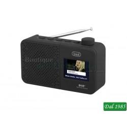 RADIO DIGITALE DAB/DAB+ FM RDS TREVI DAB 795 R