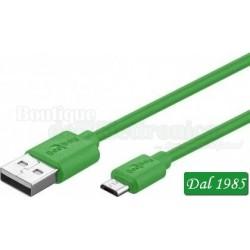 CAVO MICRO USB DI RICARICA E SINCRONIZZAZIONE