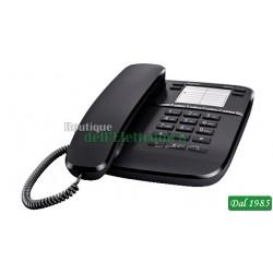 TELEFONO A FILO GIGASET DA410 ( Mod. GIGASET DA410 NERO )