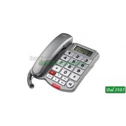 TELEFONO A FILO SEMPLIFICATO SAIET ( Mod. SAIET MACRO SOS II )