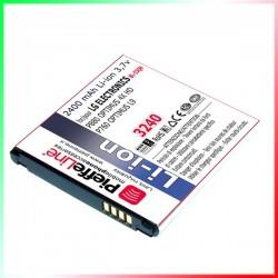 BATTERIA AL LITIO PER LG P760 3,7 VOLT 2400 MAH BL-53QH