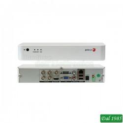 DVR 4 CANALI 1080P CON USCITA VGA/HDMI-BNC