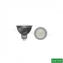 LAMPADA DICROICA A LED LUCE BIANCO NATURALE ATTACCO GU5.3