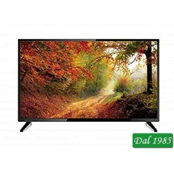 TV LED 32 HD DVB-T2/S2 SCR H265 NERO BOLVA