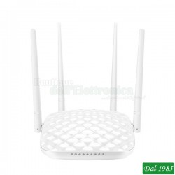 ROUTER INTELLIGENTE SENZA FILI DA 300Mbps TENDA