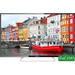 TV LED 55 SMART TV UHD 4K NETFLIX SM.OFF DVB-T2/S2 SCR H265 NERO BOLVA