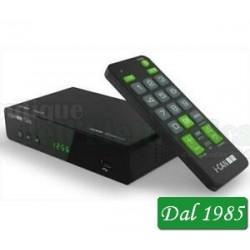 DECODER DVB-T2 ICAN T-380 HD E USB