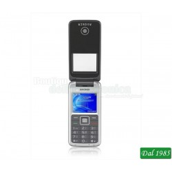 TELEFONO CELLULARE GSM WINDOW COLORE GRIGIO