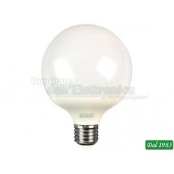 LAMPADINA LED GLOBO 120 E27 18W LUCE FREDDA