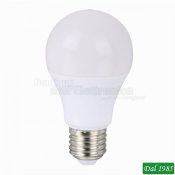 LAMPADINA LED GOCCIA E27 12W LUCE FREDDA