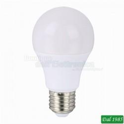 LAMPADINA LED GOCCIA E27 12W LUCE NATURALE