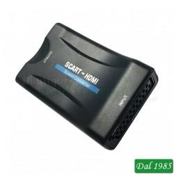 CONVERTITORE AV DA SCART AD HDMI
