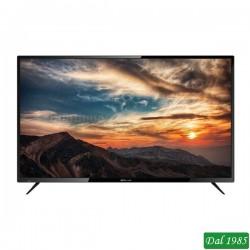 SMART TV LED 50 4K UHD DIGITALE TERRESTRE E SATELLITARE - DVB-T2 E DVB-S2 - BOLVA