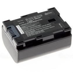 BATTERIA JVC BN-VG107 3,6V/ 890mAh