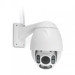 TELECAMERA IP WI-FI 1080P 2.0 MP MOTORIZZATA A COLORI HD USO INTERNO-ESTERNO