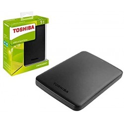 HARD DISK ESTERNO 2,5\'\' DA 1TB USB 3.0 TOSHIBA