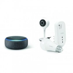 STARTER KIT ECHO DOT KIT CASA INTELLIGENTE