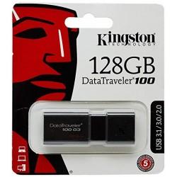 PEN DRIVE KINGSTON 128GB DT100 G3 USB3.0/3.1