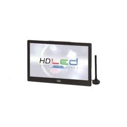 TELEVISORE LED 10 HD DVB-T2 HEVC PORTATILE TREVI