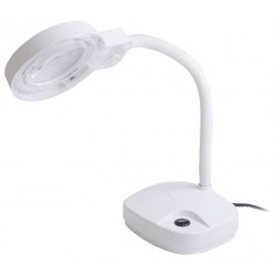 LAMPADA 11W CON LENTE INGRANDIMENTO 220V