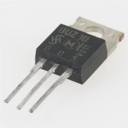MOSFET BUZ10 N - CHANNEL 50V - 0.06W - 23A TO-220