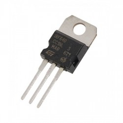 MOSFET IRF640 NPN