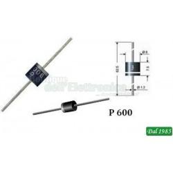 DIODO P600M (800V 6A)