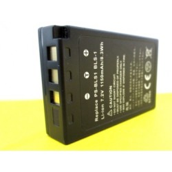 BATTERIA OLYMPUS PS-BLS1 7,2V/1150mAH 8,3Wh