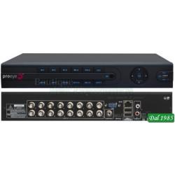 DVR 8 CANALI 1080N DIGITAL VIDEO RECORDER USCITE VIDEO VGA HDMI