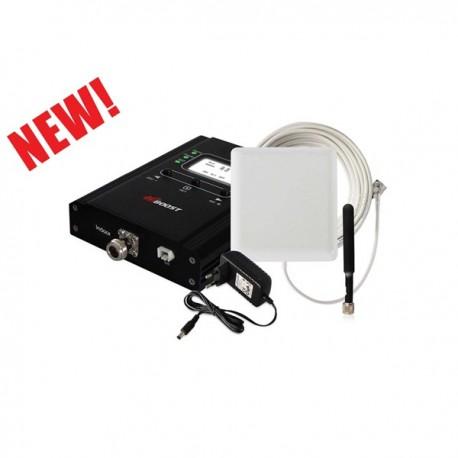 HI10 EGSM MINI RIPETITORE (SOLO LINEA VOCE)Mono Banda 900 MHz, solo fonia GSM, no internetSoppressione totale di ogni interferen