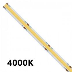 STRISCIA LED COB 5 METRI 4000K 24VOLT 15WATT/m 1500lm/m