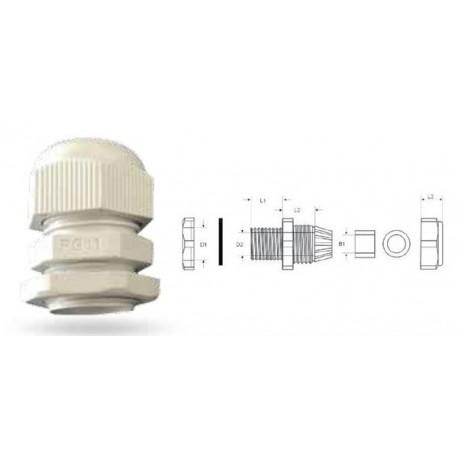 PRESSACAVO CON CONTRODADO GAMMA CAVI 3.5-6mm