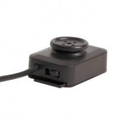 MICROTELECAMERA FULL HD A BOTTONE 50° CON DVR INTEGRATO PSVC427