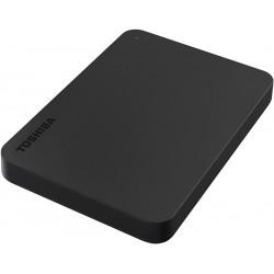 HARD DISK TOSHIBA USB 3.0, 1 TB COLORE NERO