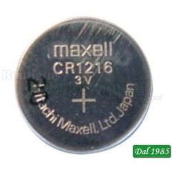 PILA A LITIO CR 1216 MAXELL