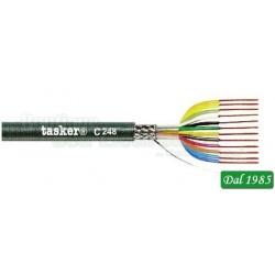 CAVO SCHERMATO LIYCY C248 12X0,14mm² TASKER