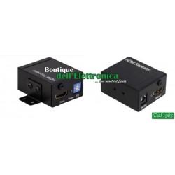 ESTENSORE DI SEGNALE HDMI 35M 3D CON EQUALIZZATORE