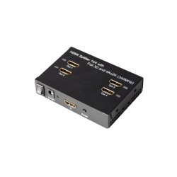MINI SPLITTER HDMI 4 USCITE 3D UHD TV 4K