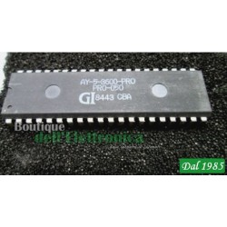 CIRCUITO INTEGRATO AY-5-3600MICROCHIP Keyboard Encoder