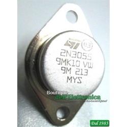 TRANSISTOR 2N3055 NPNNF/S-L 100V 15A 115W >2,5MHz