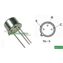 TRANSISTOR BC 303 PNPNF-Tr 85V 0,5A 0,85W 75MHz