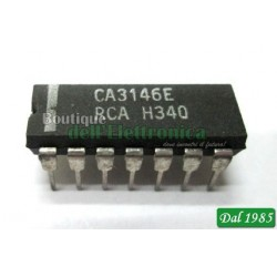 CIRCUITO INTEGRATO CA 31465 TRANSISTOR NPN Array 30V 0,05A